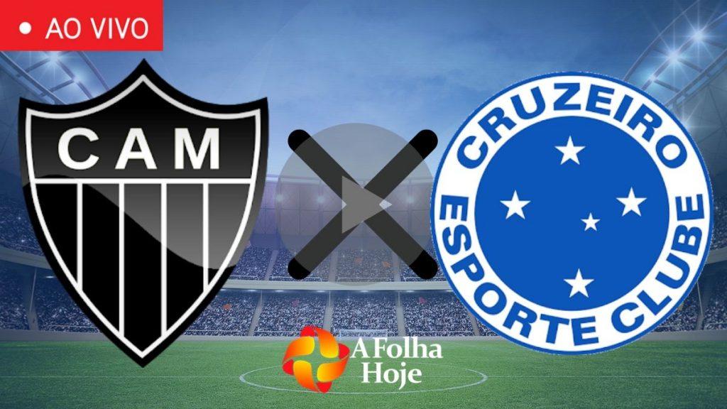 Atlético-MG x Cruzeiro - Campeonato Mineiro - A Folha Hoje