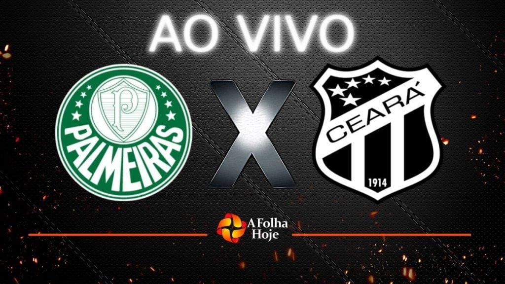 Assistir jogo AO VIVO Palmeiras x Ceará pelo Brasileirão 2019