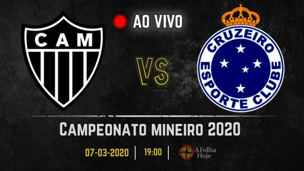 Atlético x Cruzeiro: Jogo ao vivo - Campeonato Mineiro